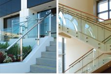 Architectural railing systems from C. R. Laurence