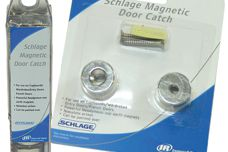 Schlage magnetic door catch