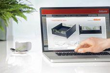 Tandembox Intivo Design configurator