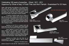 Superinox handle by Bellevue Imports