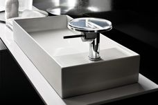 Kartell by Laufen bathroom collection