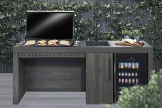 Artusi Alfresco kitchen from Ilve