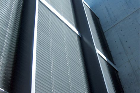 Horiso solar-control products with the Advanced Facade Controller can effectively reduce thermal gain.