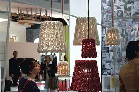 The Milan Furniture Fair 2010. Photography: Saverio Lombardi Vallauri.