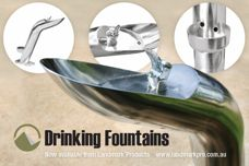 Drink fountains from Landmark Products