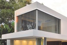 Solar shading systems by Horiso