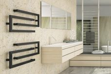 Modular towel rails from DC Short