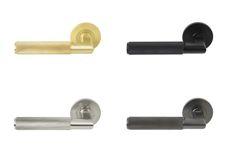 The new NIDO Lumina high-end brass handle