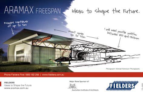 Aramax Freespan by Fielders