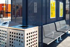 Perforated products by Stoddart