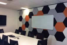 Ambience acoustic tiles by CSR Himmel