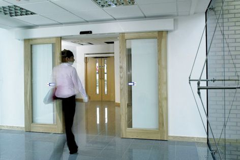 The first automatic sliding door operators compliant with the Standard AS 5007.