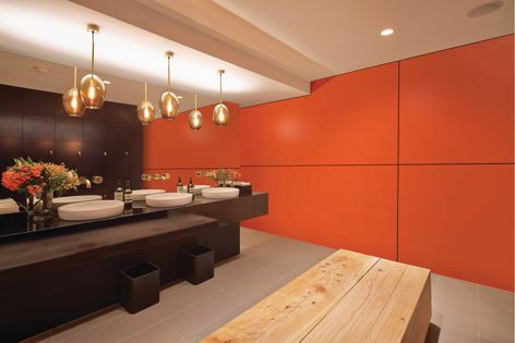 Cemintel's Surround large-format panel walling in the colour Quinta.