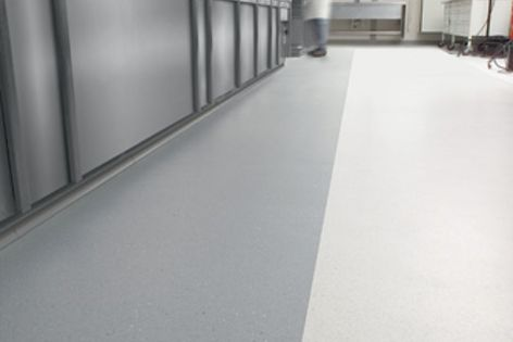 With a slip-resistance rating from R10 to R12, Step PUR flooring is a safer choice for wet areas.