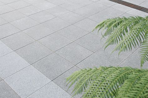 Made-to-order colour solutions are available in the Euro Brushed paver range from Adbri Masonry.