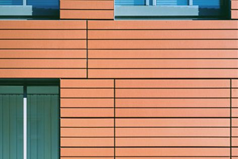 NBK Terracotta Tiles meet the highest standards for both architecture and design.