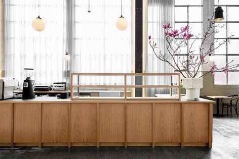 There Cafe by Ewert Leaf won the 2020 award for Best Cafe Design. Photography: Jenah Piwanski.