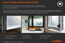 Venetian blinds by Vertilux