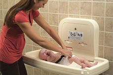 KB200 baby changing station