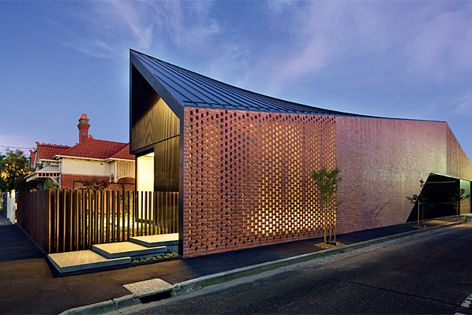 Harold Street Residence by Jackson Clements Burrows Architects. Image: John Gollings.