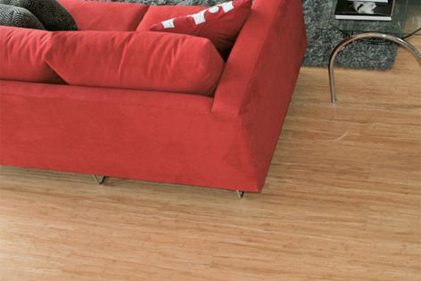 Shown here in Natural, Style® bamboo flooring is certified by Good Environmental Choice Australia.