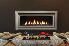 DL Series gas fireplaces by Escea
