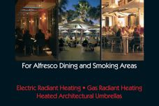 Heatray outdoor heating solutions