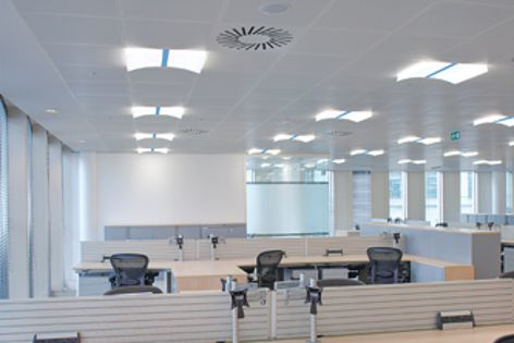 SyLED products from Sylvania Lighting generate excellent energy savings and optical performance.
