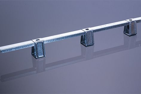 Roof Rack for use with 130 mm insulation blanket enables R-value compliance in climate zones 7/8.