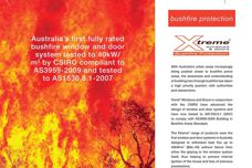 Xtreme bushfire windows and doors