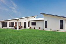 Energy efficient home by Bondor