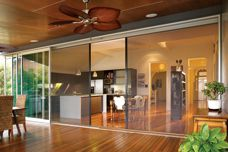Centor S1 screen suitable for sliding doors