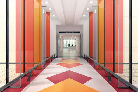 With Nfuse technology, AB Pure delivers a low-maintenance flooring solution in clean, crisp colours.