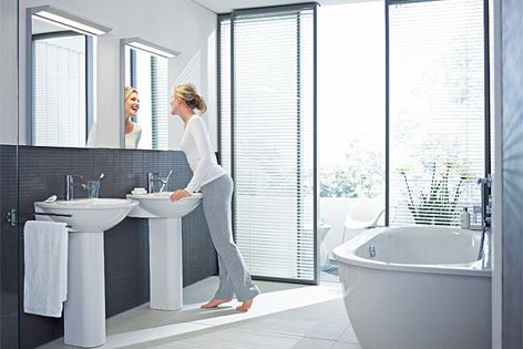 Darling bath range by Duravit