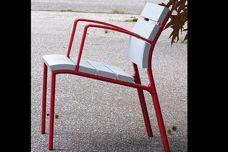 Neoliviano seating from Landmark