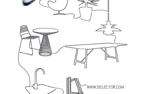 Selector – search architectural products
