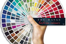 The Range paint colours from Resene