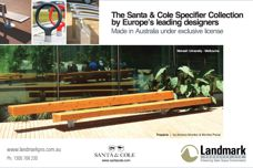 Santa & Cole outdoor furniture