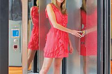 Domus evolution lift by Easy Living Home Elevators