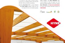 Hyne's GLTAA-accredited 17C beam