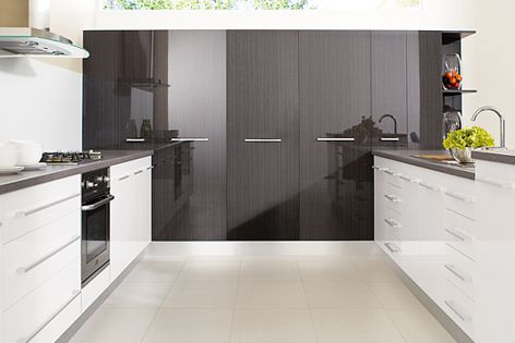 Australian company Polytec manufactures a range of quality decorative surfaces, doors and panels.