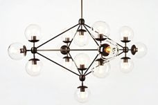 Modo Chandelier from Space Furniture