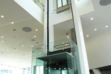 Liftronic Lifts and Escalators at Audi Lighthouse