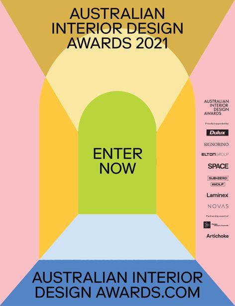 Australian Interior Design Awards 2021