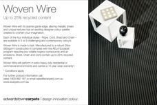 Woven Wire by Edwardstown