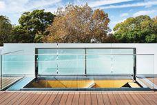 Roof access skylights by Tilt