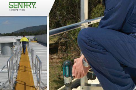 Sentry guardrails by Sayfa Systems