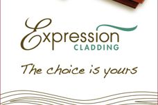 Expression cladding