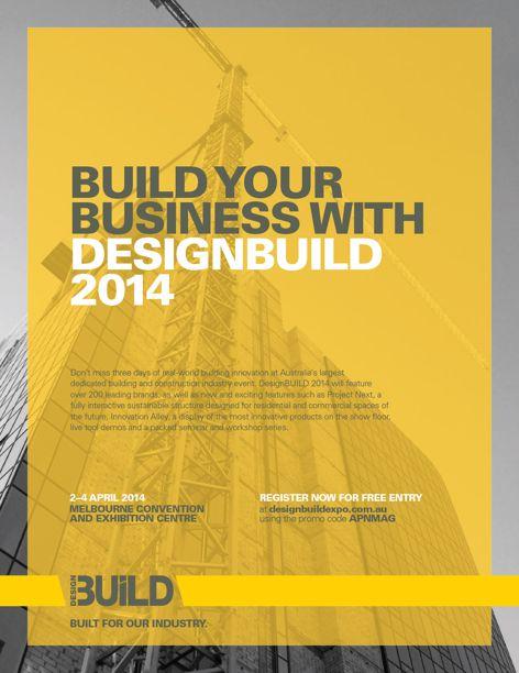 Designbuild expo 2014