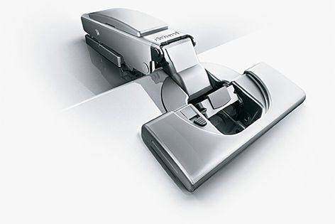 The Clip Top Blumotion was a winner at the iF Product Design Awards.
